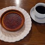 Ivoire - クレームブリュレ、コーヒー
