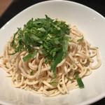 小肥羊 - 湯葉の乾燥麺