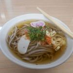 味の老舗 八千代 - 祖谷そば(かけ)