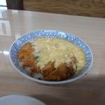 味の老舗 八千代 - カツ丼