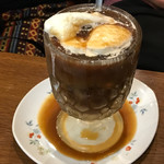 コーヒーショップ マル屋 - クリームソーダ200円(税込)