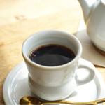 アトリエ・モリヒコ - コロンビアとモカベースのブレンドコーヒーです。
