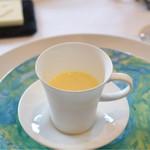 レストラン・モリエール - ☆玉蜀黍のスープ