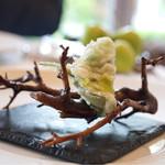 レストラン・モリエール - ☆帆立の大葉巻き フラット