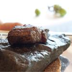 レストラン・モリエール - ☆肉料理 十勝牛のステーキ