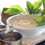 レストラン・モリエール - ☆紅茶のシャーベット