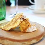レストラン・モリエール - ☆バームクーヘン