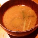 73606792 - 味噌汁