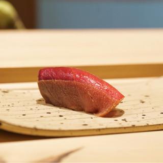 すし宮川  - 料理写真:☆中トロ