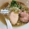 中華そば 煖々 - 料理写真:塩ラーメン