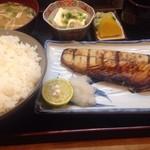 お食事処 丸美屋 - 料理写真:焼きサバ定食