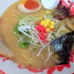 麺処すーサン - 豚骨醤油