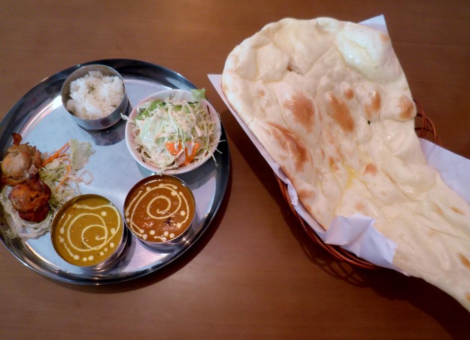 インド&ネパール料理ナマステ