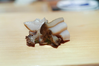 鮨 尚充 - 黒アワビ