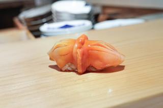 鮨 尚充 - 赤貝