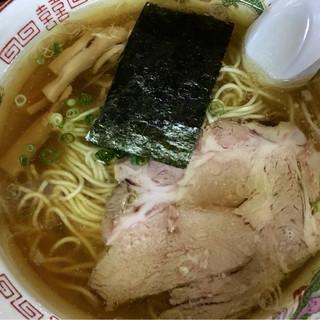 伊達屋 - 料理写真:中華そば