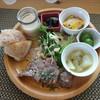 畑のレストランHuis - 料理写真: