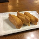 千里庵 - いなり寿司230円