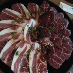 肉稀組 -