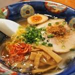 北海道らーめん 味源 - 魚介系和風ラーメン