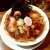 いちまる - 料理写真:いちまる@長岡 越後長岡生姜醤油ラーメン(700円)