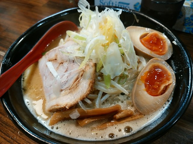 麺処 花田 池袋店 - 味噌ラーメン