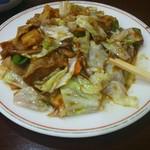中華 福苑 - 回鍋肉