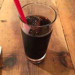 73616696 - ランチのアイスコーヒー