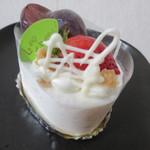 洋菓子工房 queue - 【レアチーズ 360円】