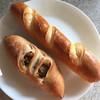 リフィート - 料理写真:イースト菌のパン ハチミツバター  天然酵母のパン ウィンナーレモンパセリ