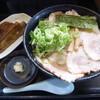 無鉄砲しゃばとん - 料理写真:豚そば肉増し(野菜レス)、スペアリブ
