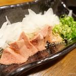 焼鳥 よつ葉 - 2017年8月 白肝【720円】