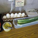 日の出製麺所 - ねぎはハサミで・・・