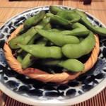 酒楽喰 - 枝豆
