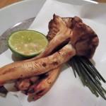 酒楽喰 - 松茸の焼き物