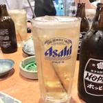 丸源 新店 - ホッピー