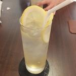 UCCカフェプラザ - 檸檬ネード