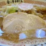 金澤濃厚豚骨ラーメン 神仙 - 濃厚味噌らーめん