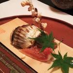 料理屋 真砂茶寮 - 焼物:かますの俵巻