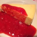 グランド・セントラル・オイスターバー&レストラン - ニューヨークチーズケーキ