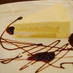 アーチ カフェ - レアチーズケーキ