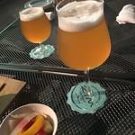 73630275 - クラフトビール、ピクルス