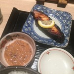 黒さわ - メダイの西京焼き