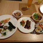 松島 一の坊 - 料理写真:2017年9月 夕食ビュッフェ
