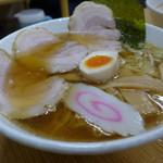 青竹打ち RA-MEN くりはら - 料理写真:くりちゃん(780円)