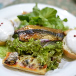東京パリ食堂 - 前菜 鰯づくし