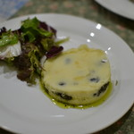 東京パリ食堂 - 前菜 エスカルゴのパルマンティエ