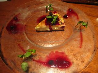とっぴんぱらりのぷ - 濃厚チーズケーキ