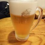 73633176 - 生ビール(中)