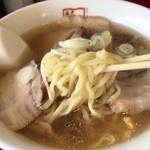 73633288 - 喜多方ラーメン 麺リフト